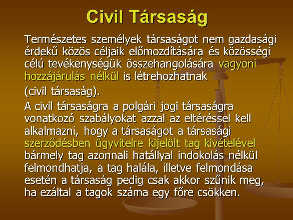Civil Társaság