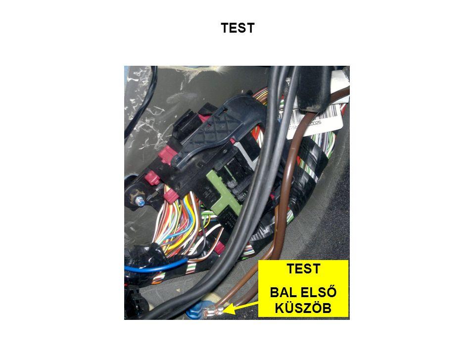 TEST TEST BAL ELSŐ KÜSZÖB