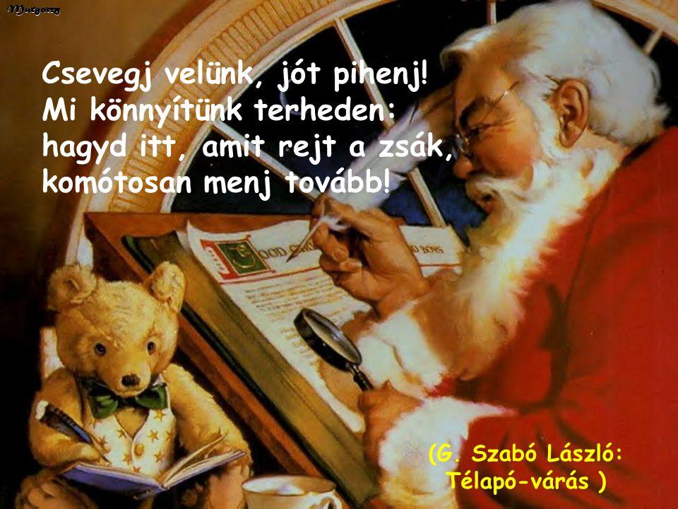 (G. Szabó László: Télapó-várás )
