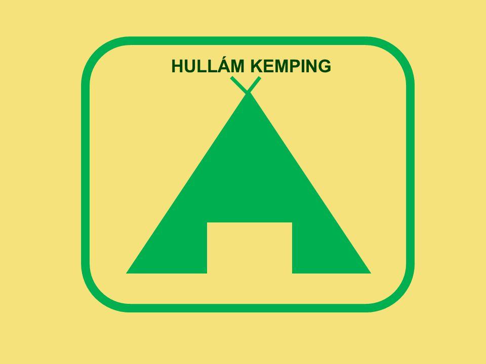 HULLÁM KEMPING