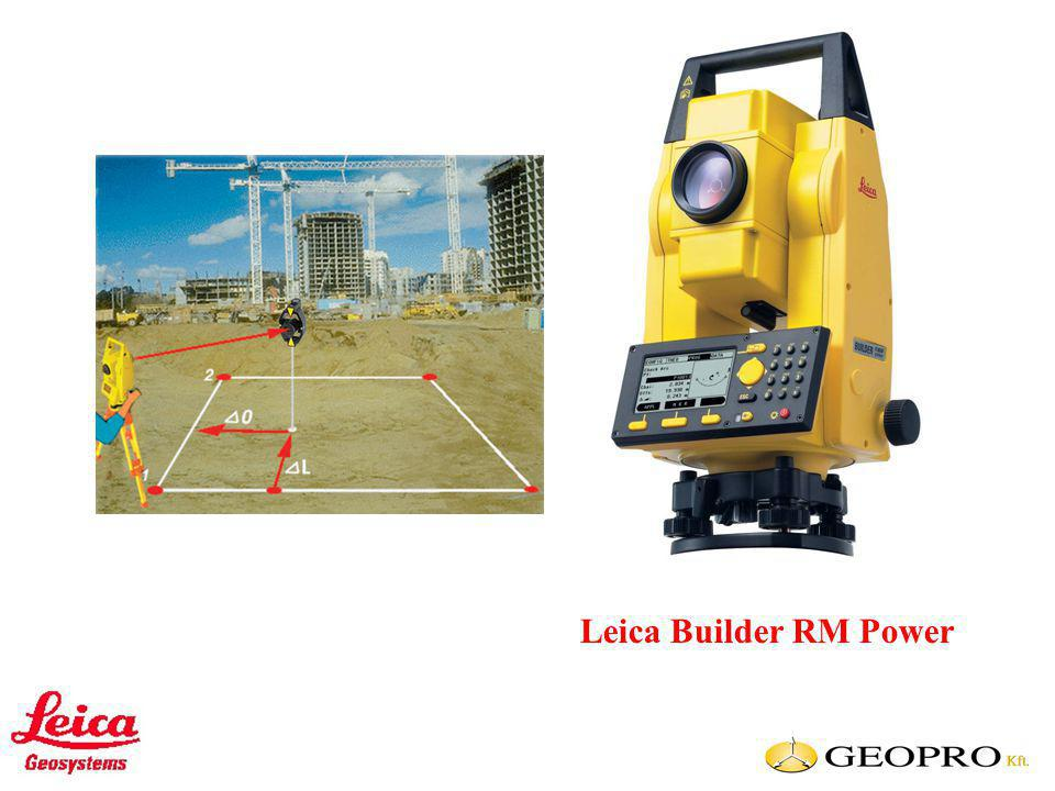 Leica Builder RM Power