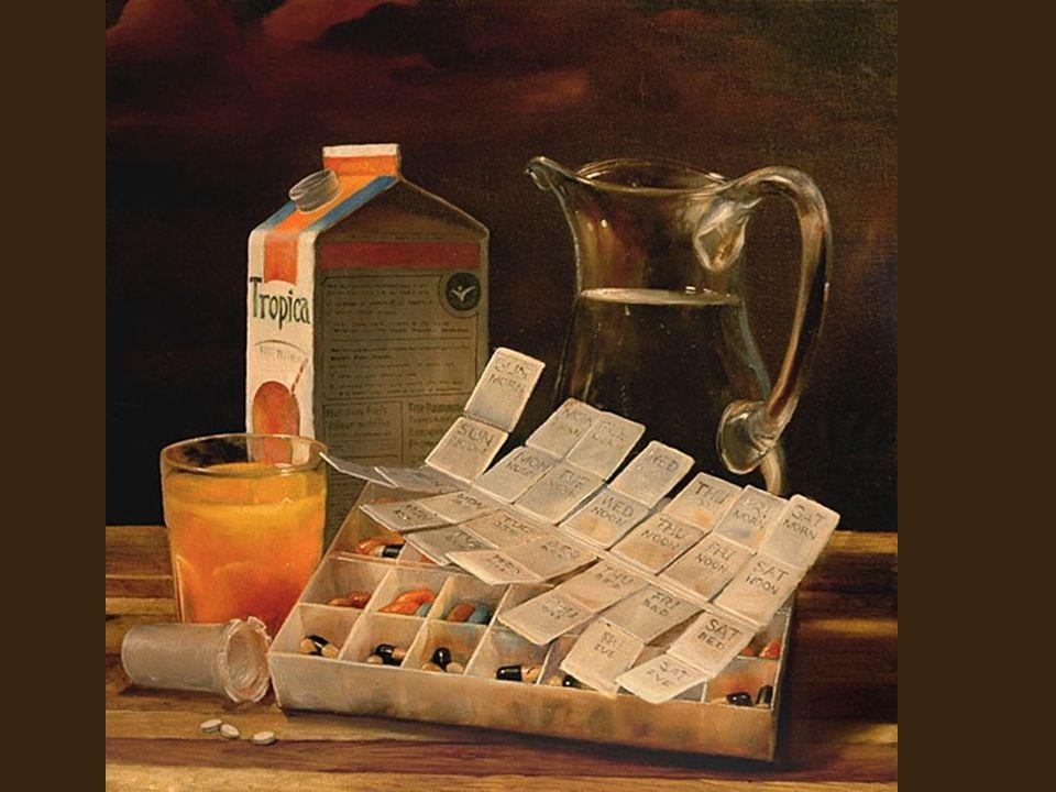 James Huctwith, kanadai HIV+ festőművész festménye.