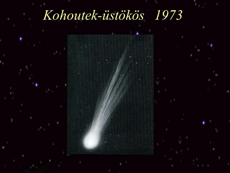 Kohoutek-üstökös 1973