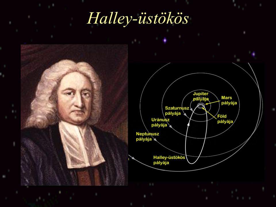 Halley-üstökös