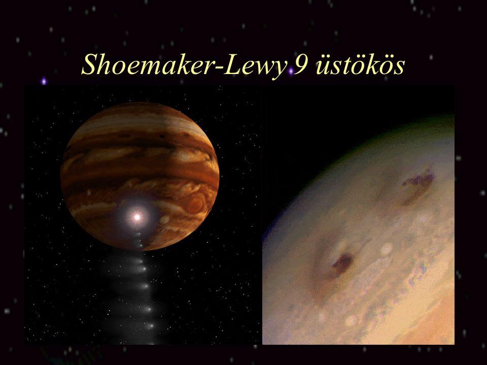 Shoemaker-Lewy 9 üstökös