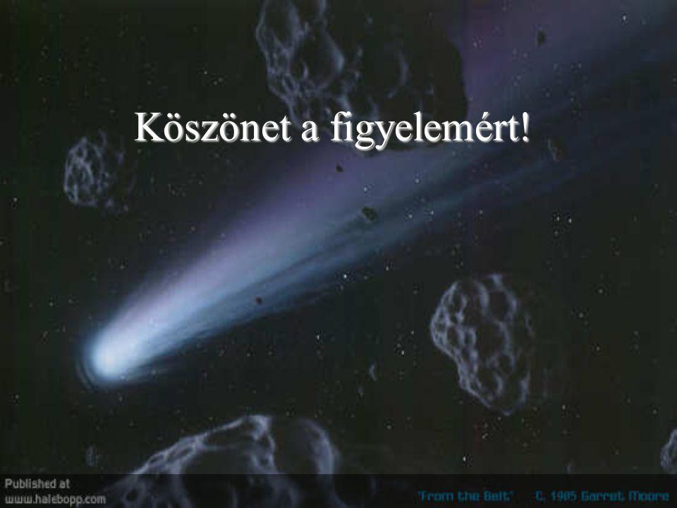 Összeállította: Farkas Erzsébet és Nyerges Gyula 1999 Köszönet a figyelemért!