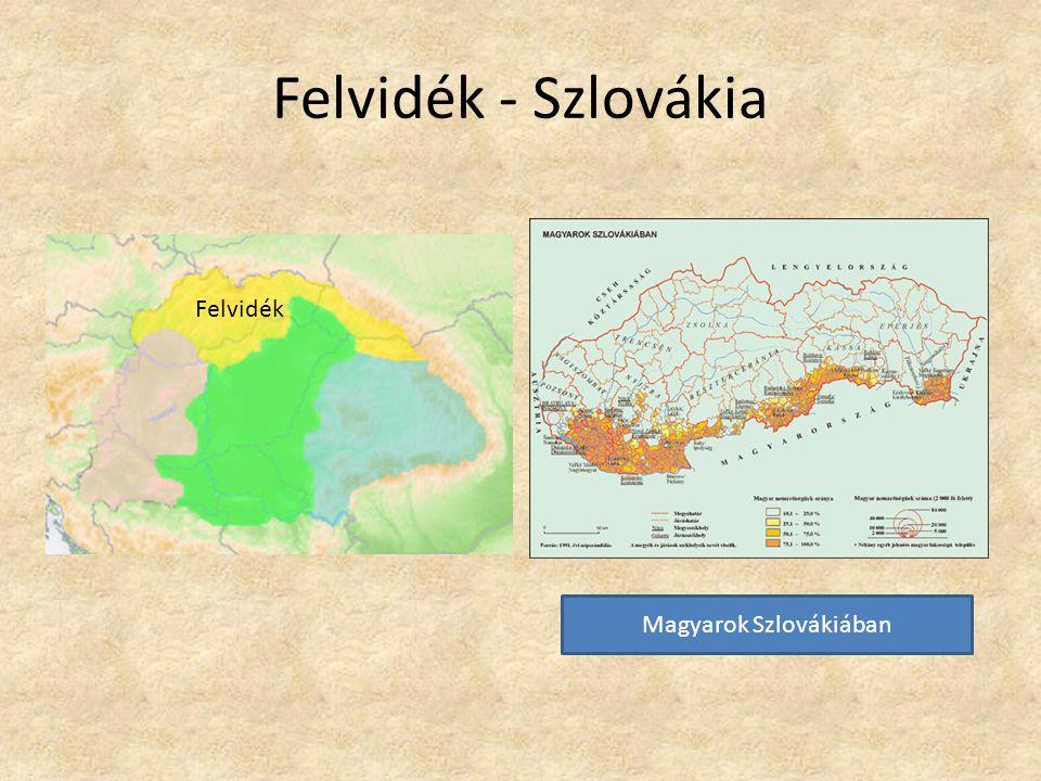 Magyarok Szlovákiában
