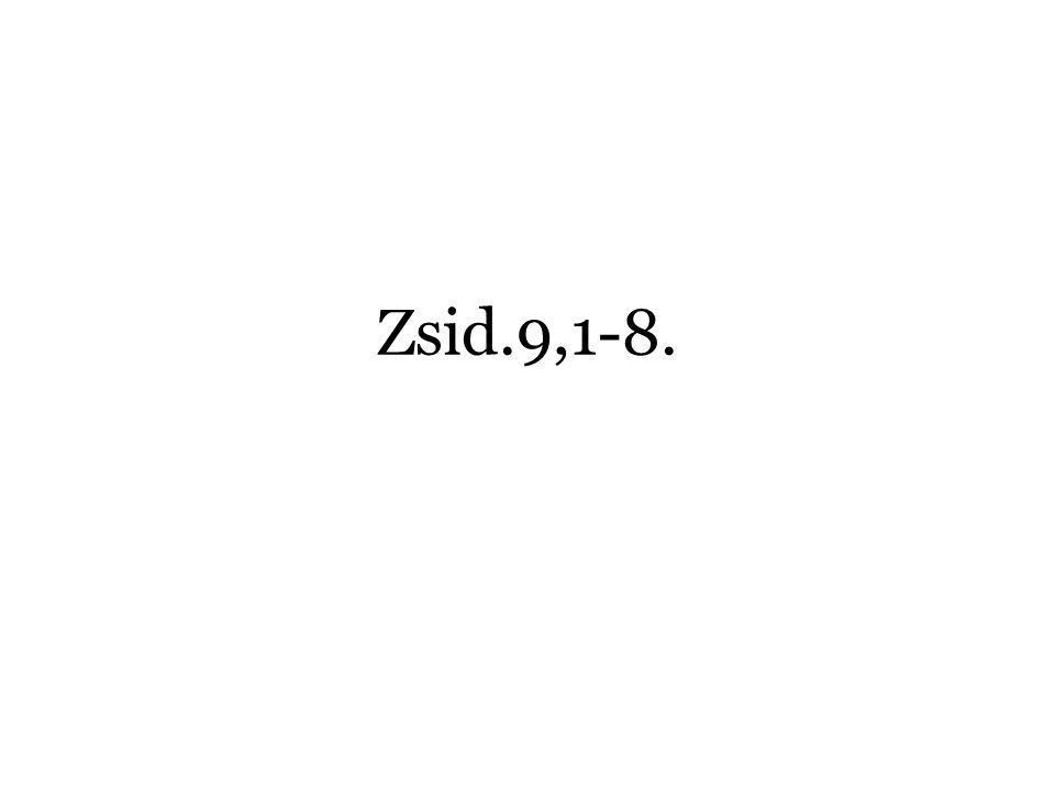 Zsid.9,1-8.