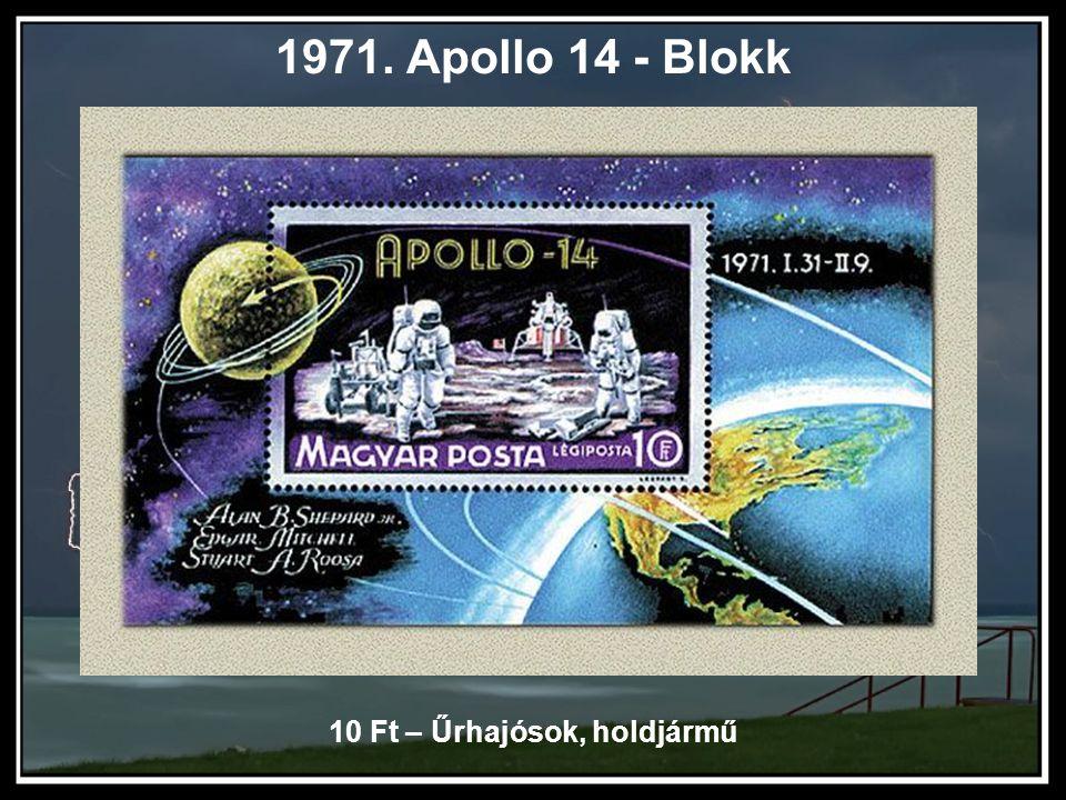 10 Ft – Űrhajósok, holdjármű