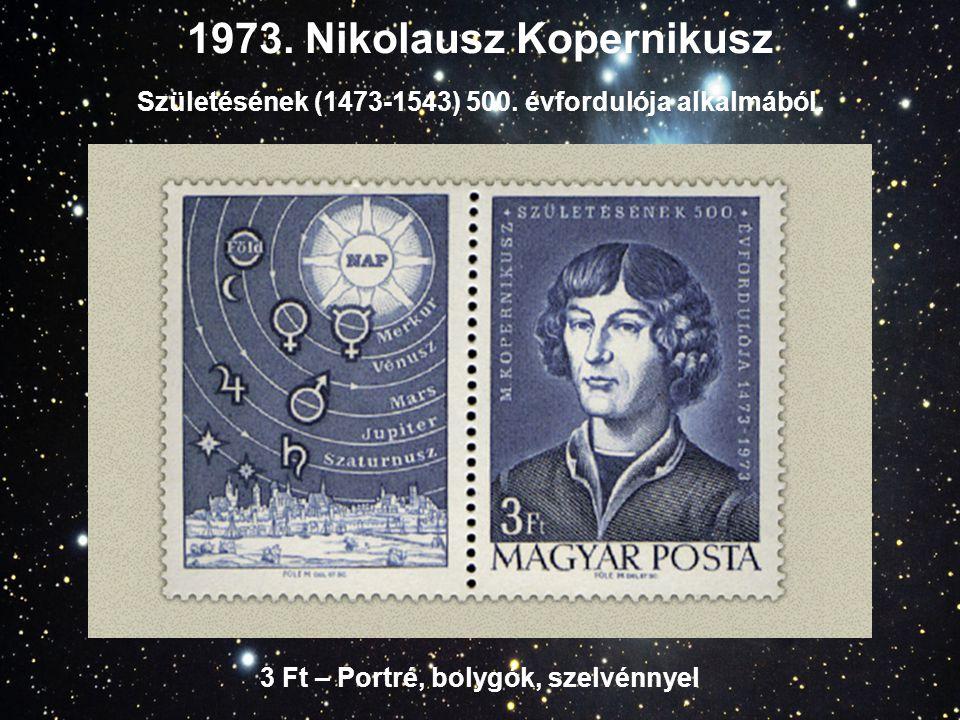 1973. Nikolausz Kopernikusz