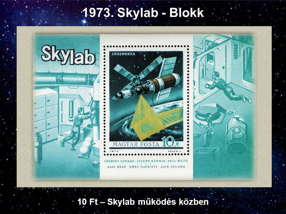 10 Ft – Skylab működés közben