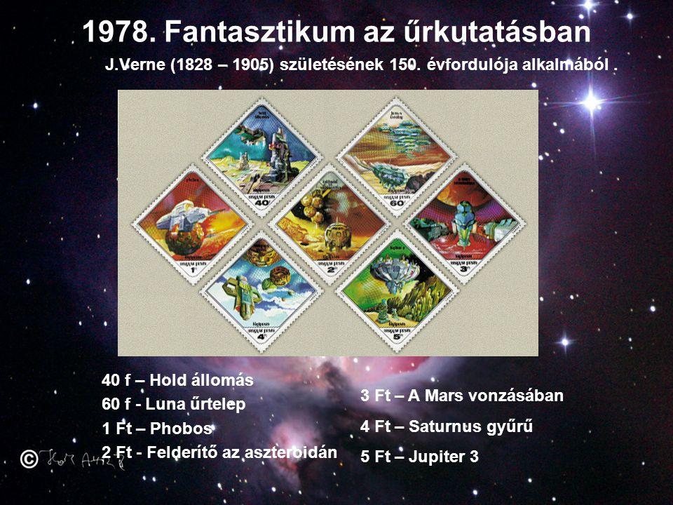 1978. Fantasztikum az űrkutatásban