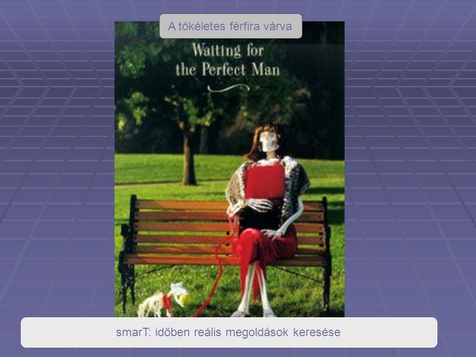 A tökéletes férfira várva