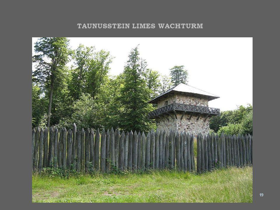 TAUNUSSTEIN LIMES WACHTURM