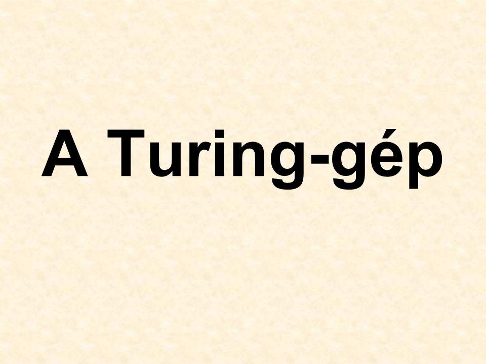 A Turing-gép