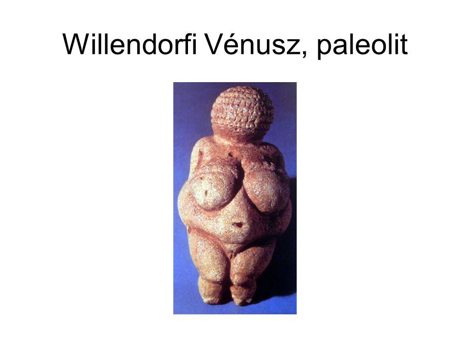 Willendorfi Vénusz, paleolit