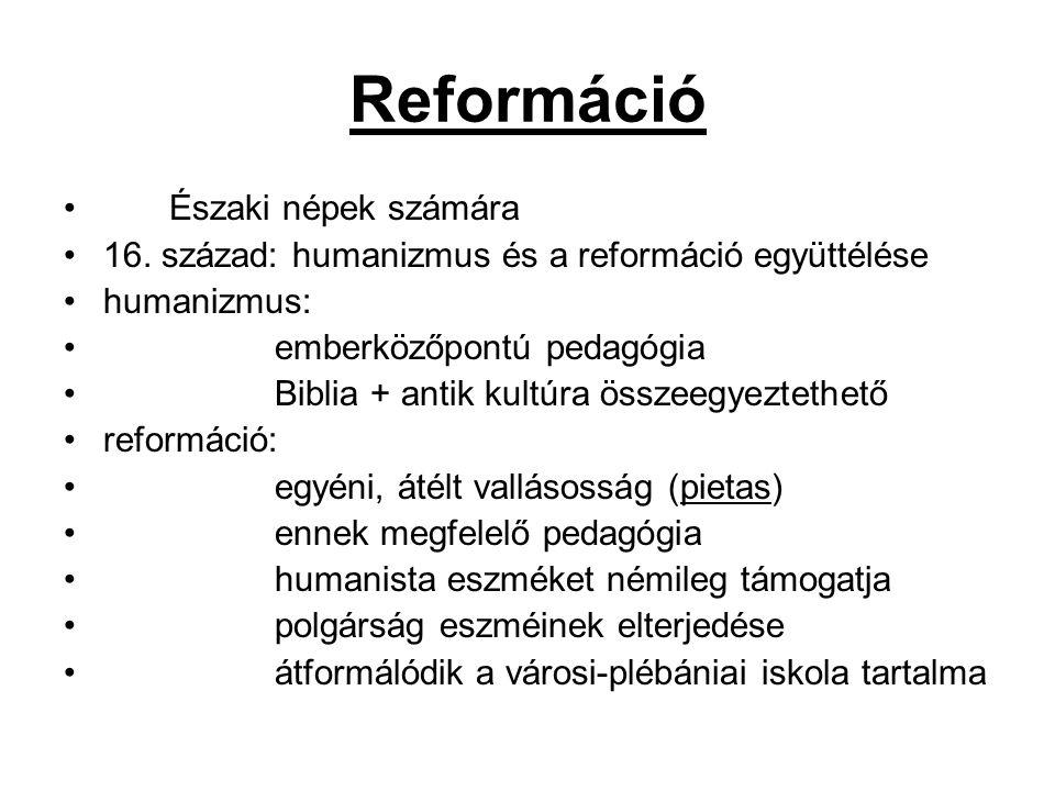 Reformáció Északi népek számára