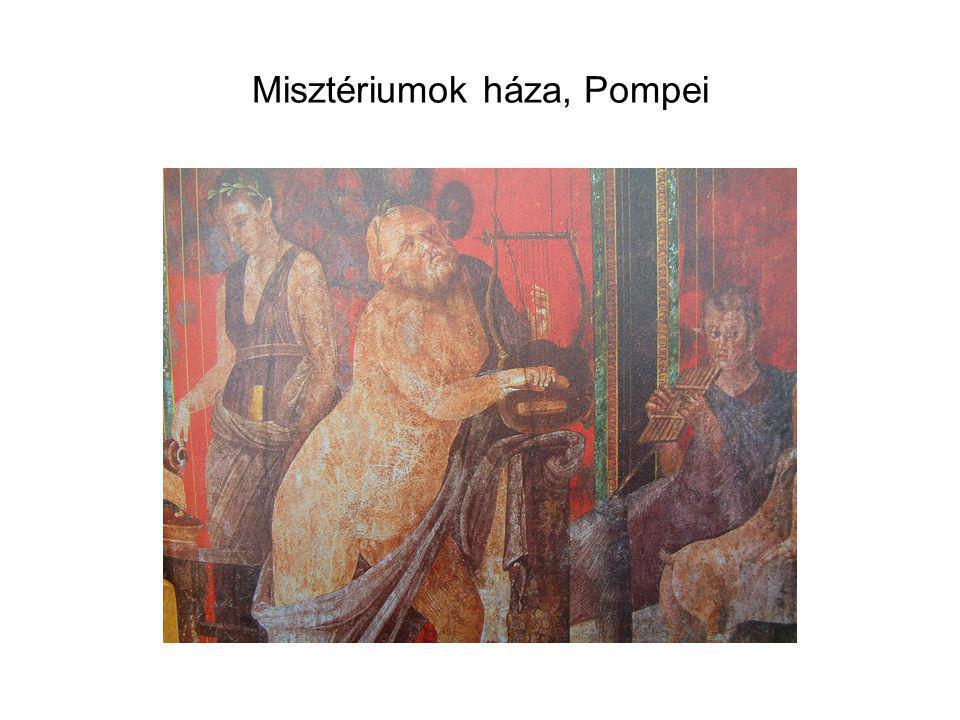 Misztériumok háza, Pompei