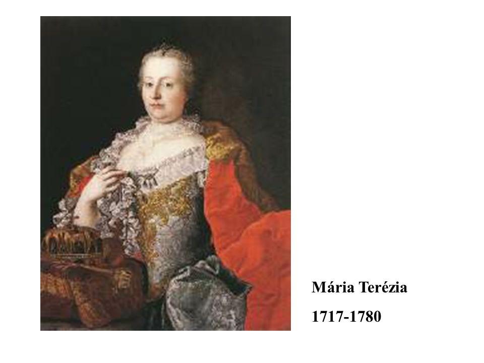 Mária Terézia 1717-1780
