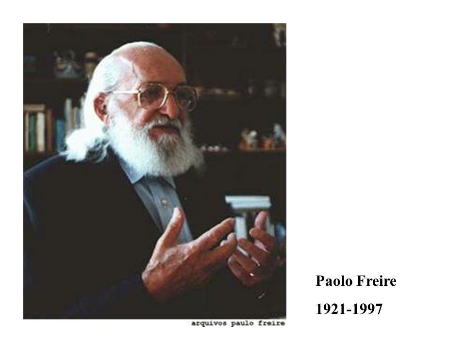 Paolo Freire 1921-1997