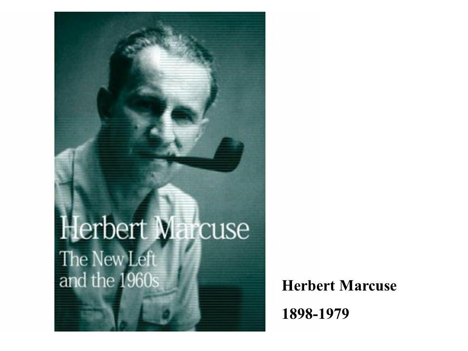 Herbert Marcuse 1898-1979