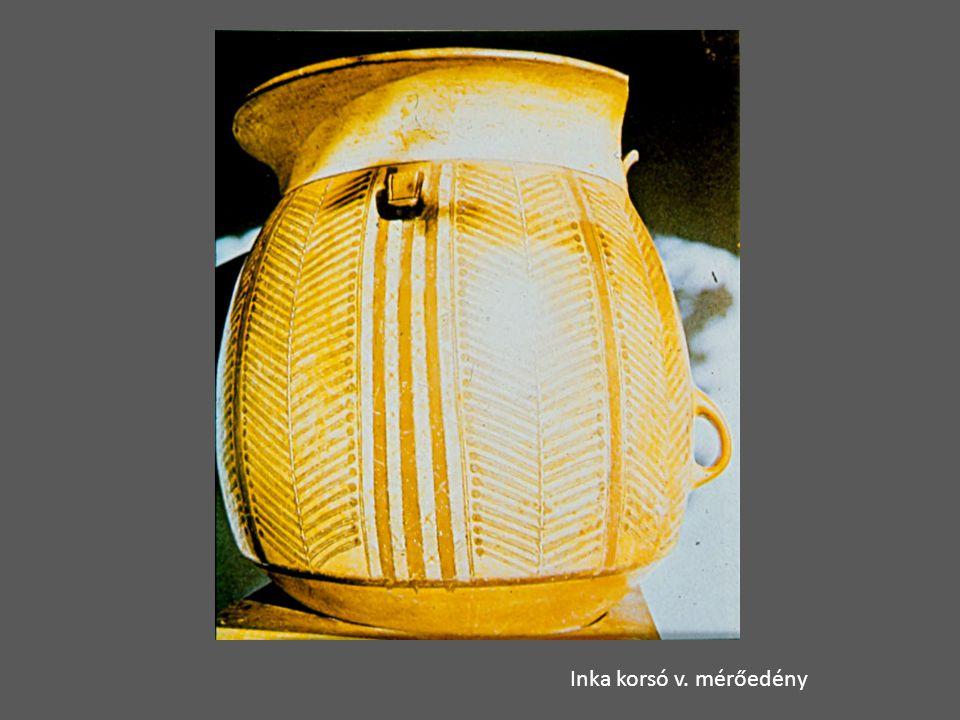 Inka korsó v. mérőedény