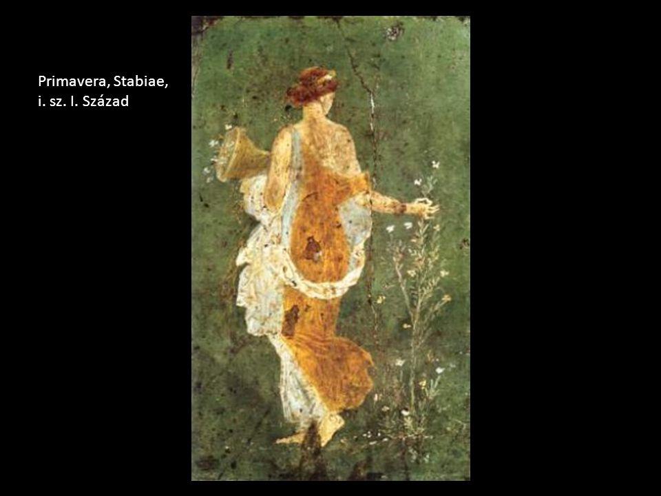 Primavera, Stabiae, i. sz. I. Század