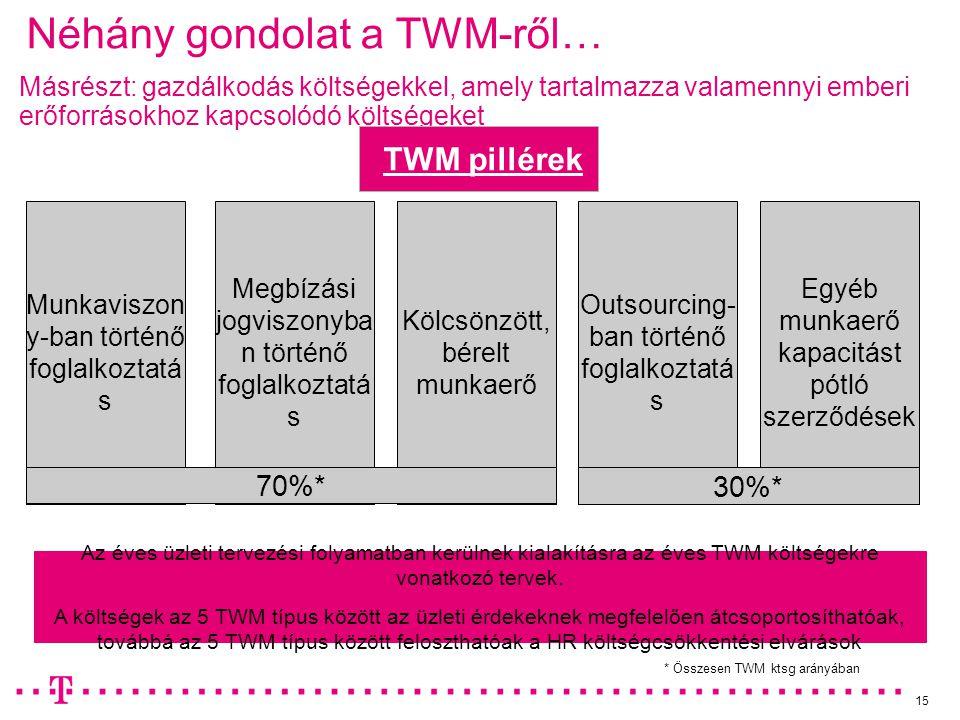 Néhány gondolat a TWM-ről…