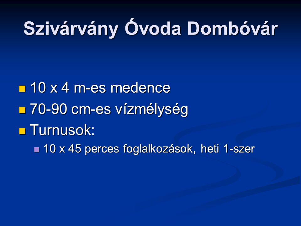 Szivárvány Óvoda Dombóvár