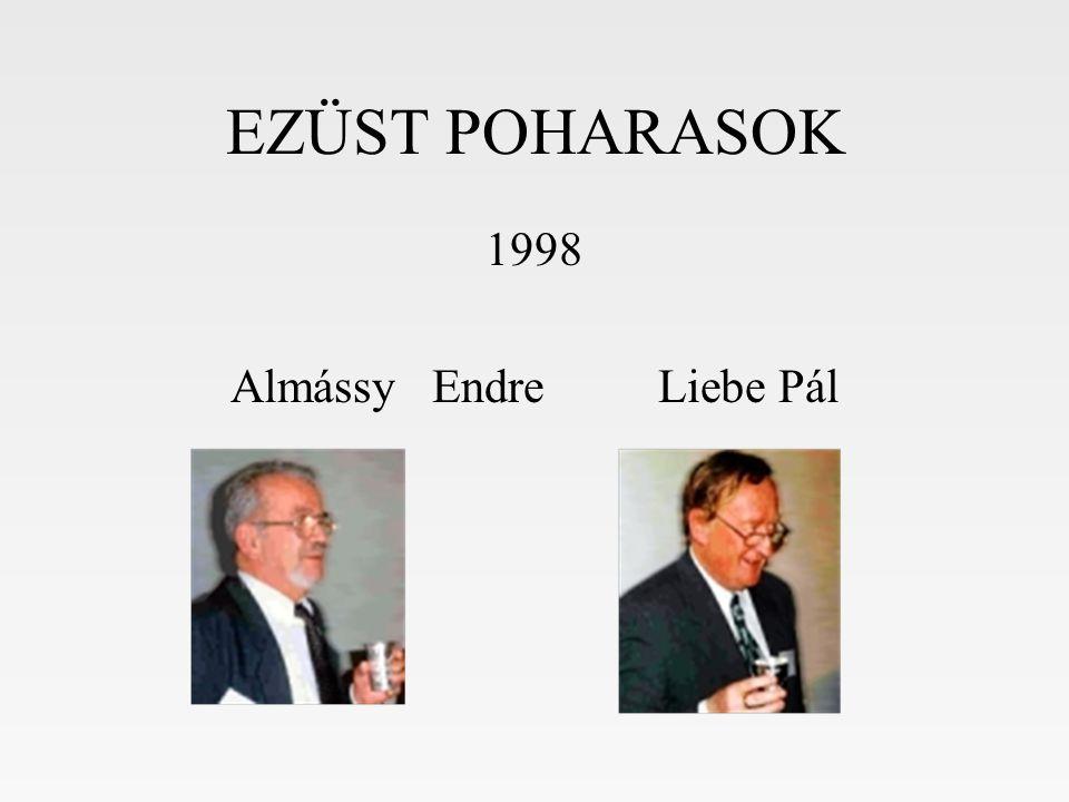 1998 Almássy Endre Liebe Pál