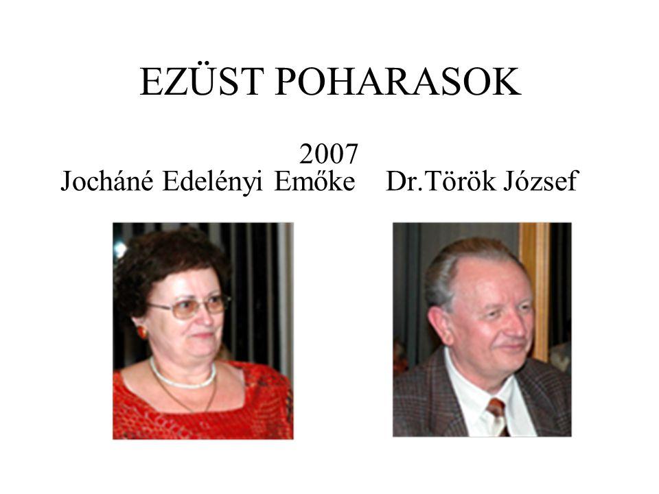 Jocháné Edelényi Emőke Dr.Török József