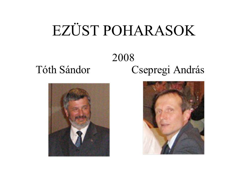 Tóth Sándor Csepregi András