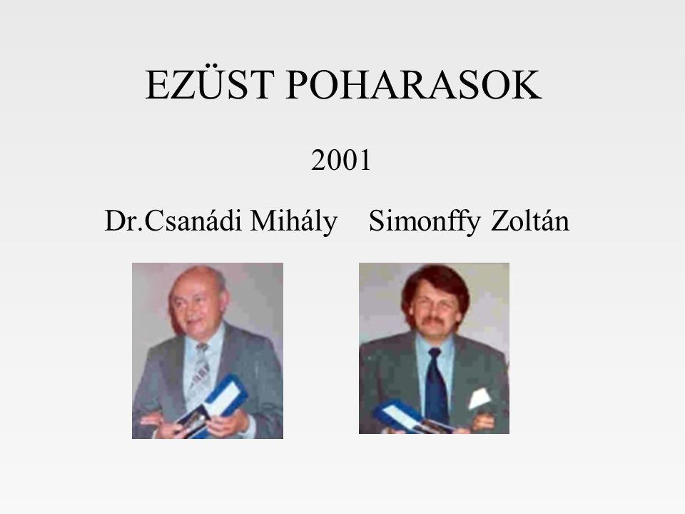 Dr.Csanádi Mihály Simonffy Zoltán