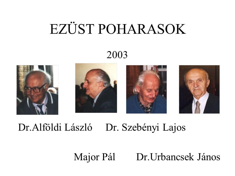 Major Pál Dr.Urbancsek János