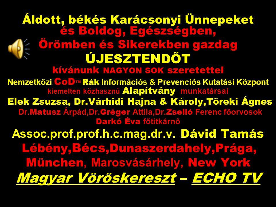 Magyar Vöröskereszt – ECHO TV