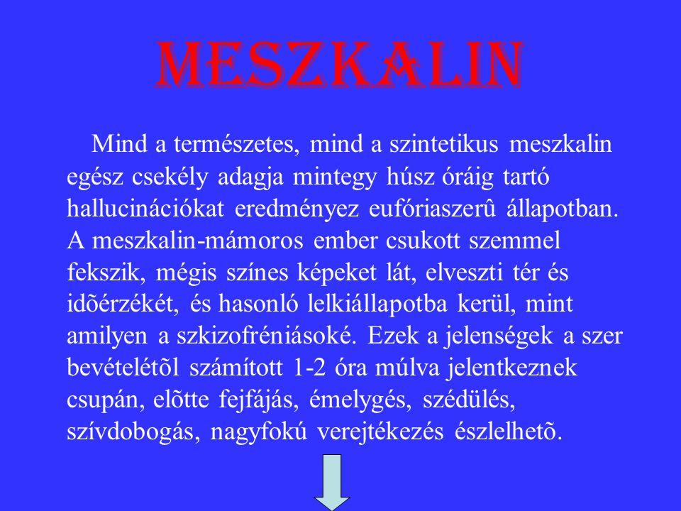 meszkalin