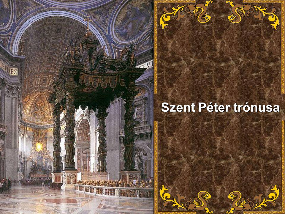 Szent Péter trónusa