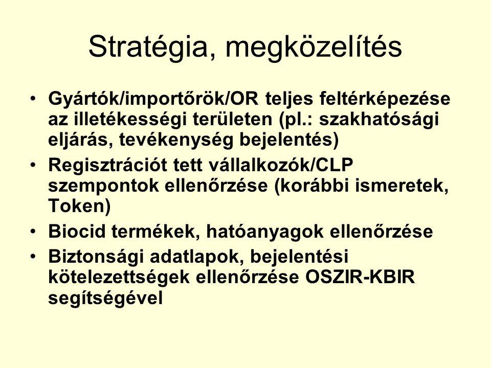 Stratégia, megközelítés