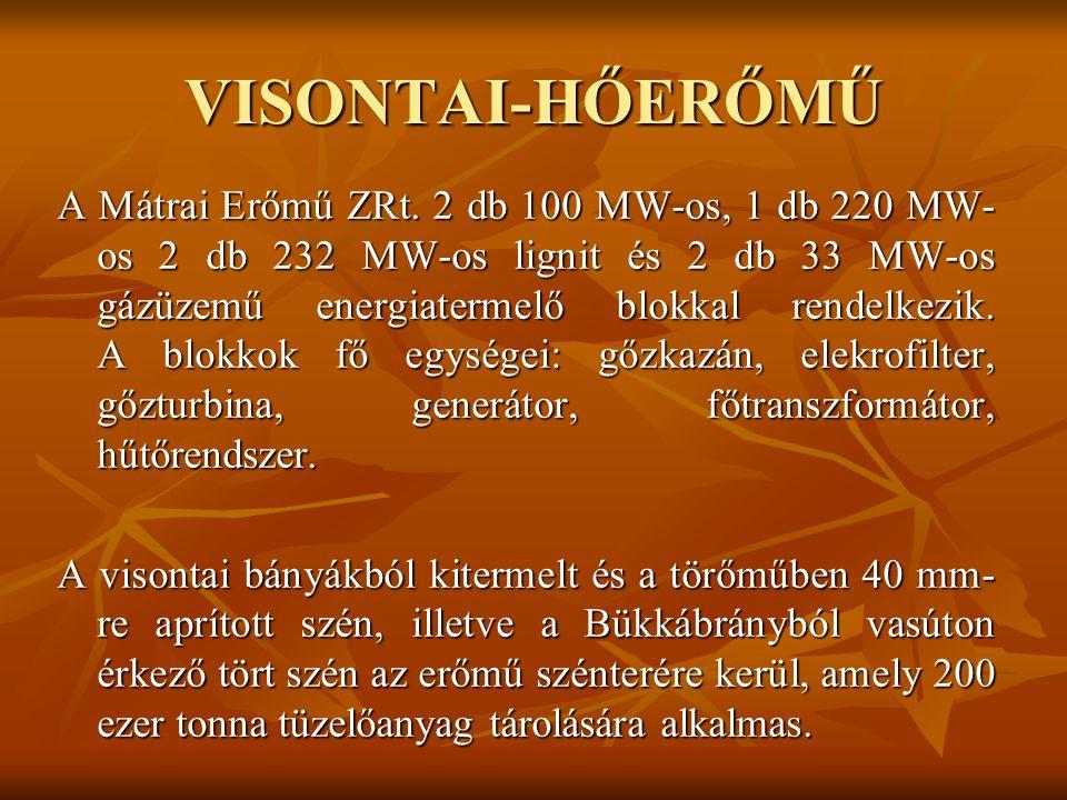 VISONTAI-HŐERŐMŰ
