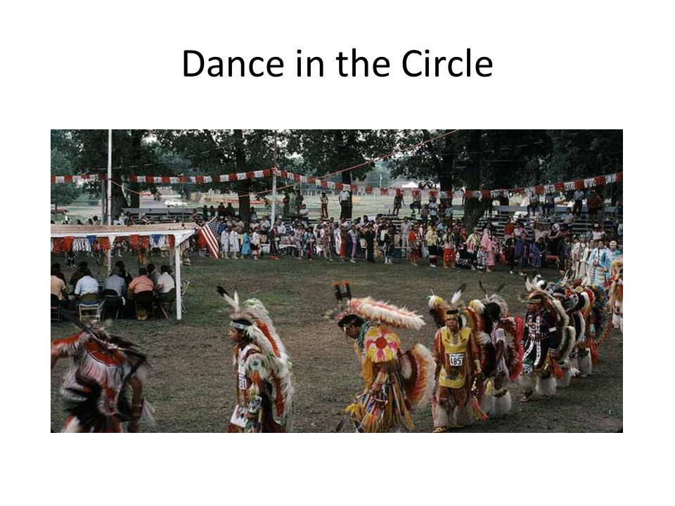 Dance in the Circle