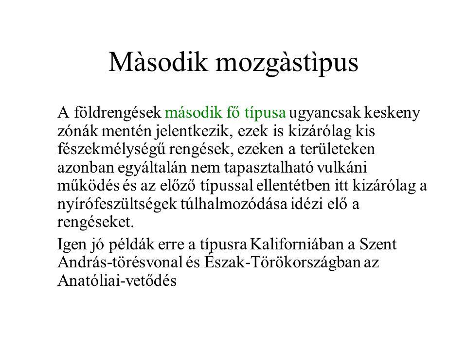 Màsodik mozgàstìpus