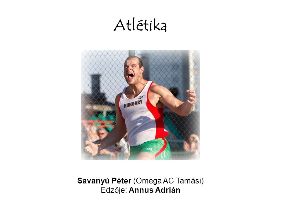 Savanyú Péter (Omega AC Tamási)