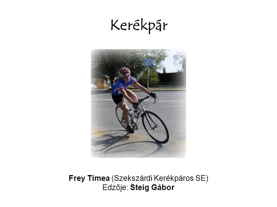Frey Tímea (Szekszárdi Kerékpáros SE)