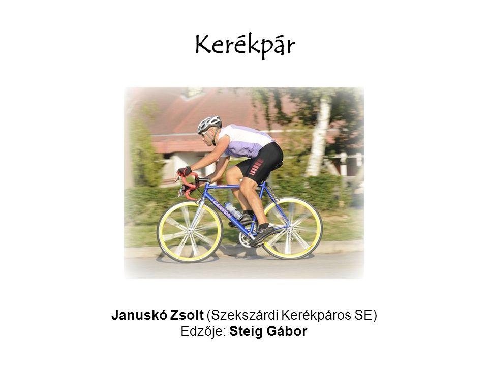 Januskó Zsolt (Szekszárdi Kerékpáros SE)