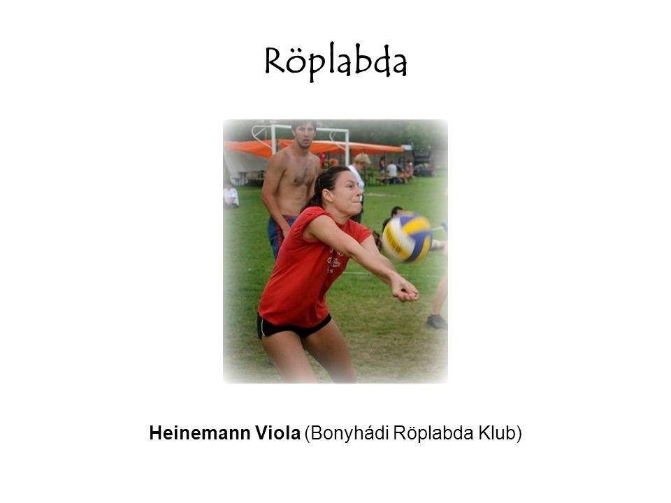 Heinemann Viola (Bonyhádi Röplabda Klub)