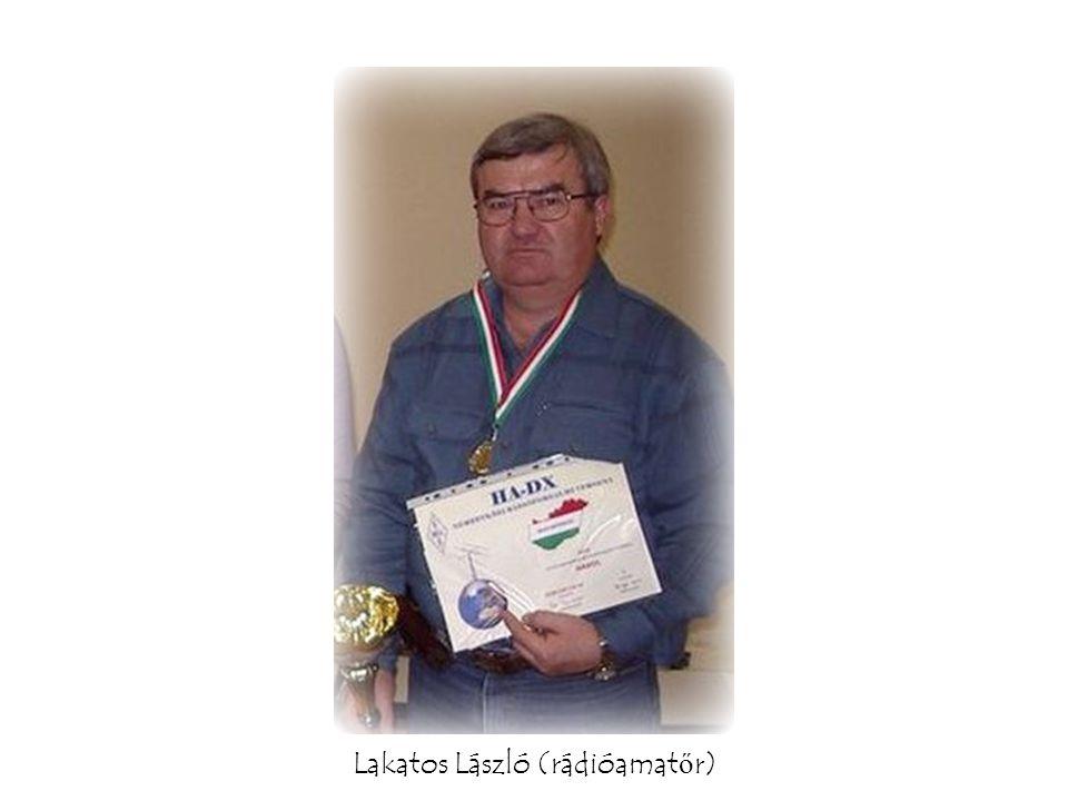 Lakatos László (rádióamatőr)
