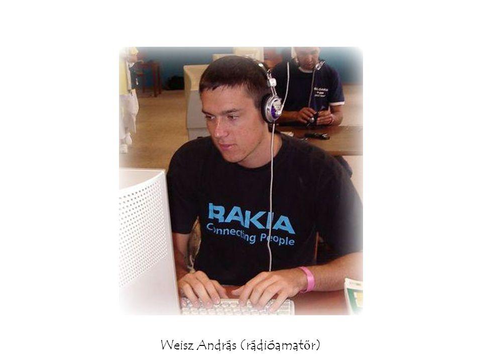 Weisz András (rádióamatőr)
