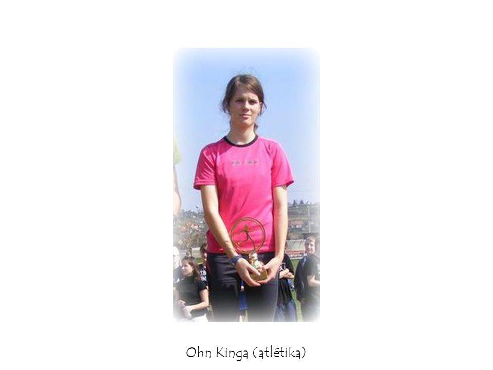Ohn Kinga (atlétika)