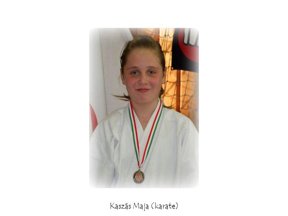 Kaszás Maja (karate)