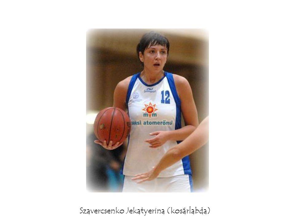 Szavercsenko Jekatyerina (kosárlabda)